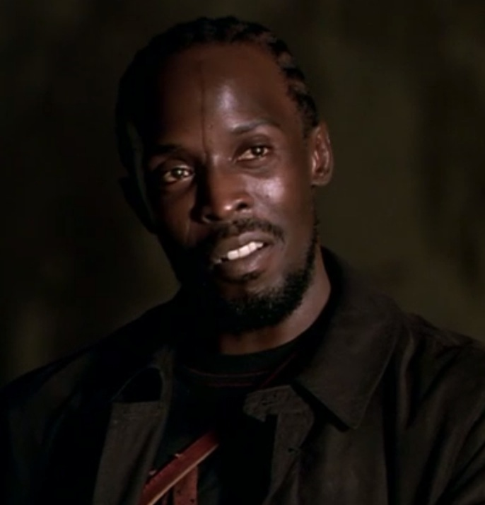 Omar Little The Greatest Character Ever Jacob Wycoff Being Me